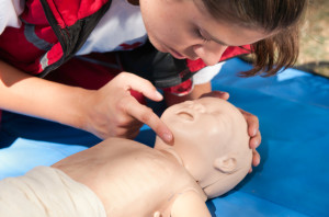 In-Home Family CPR and First Aid Classes