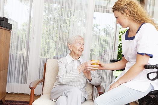 personalized caregivers at your home