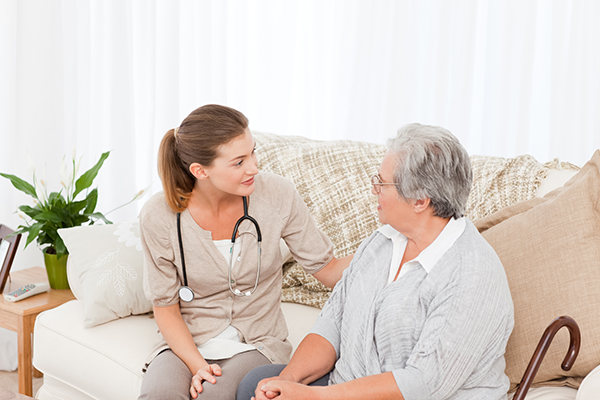 Our skilled nursing services are provided by a registered professional nurse