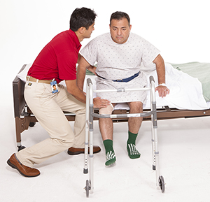 After Knee Replacement Hospital Recovery Sterling Care